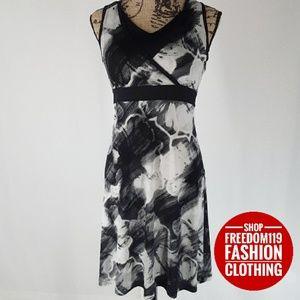 Tek Gear | Floral Athletic Sleeveless Dress (S)